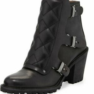 Marc Jacobs Quilted Boots